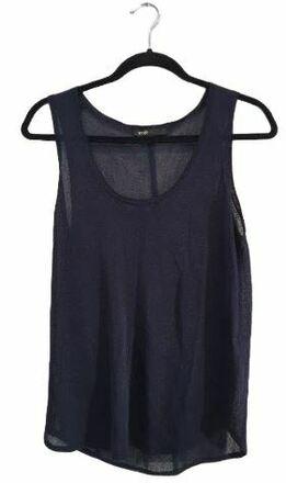 Re-sell: Sleeveless black tank top Size 4