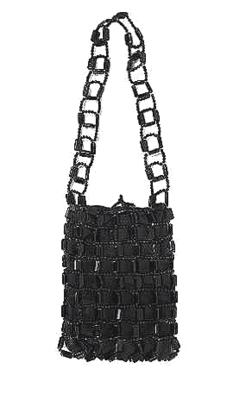 Buy: Black Beaded Bag