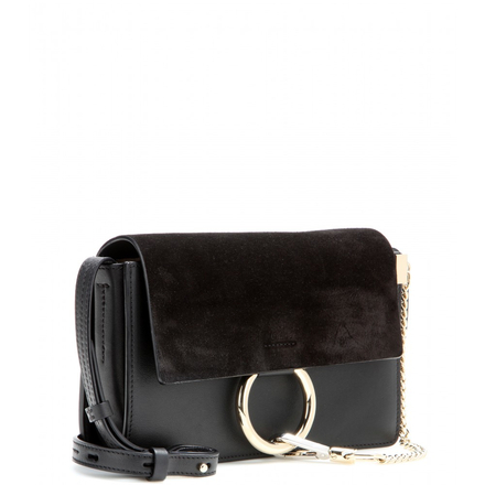 Re-sell: Small Faye black shoulder bag