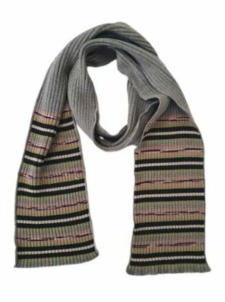 Re-sell: Grey Wool Scarf