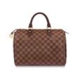 For  Sale: LOUIS VUITTON Speedy 30 Tote Bag Damier Ebene Canvas