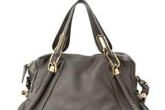 For  Sale: CHLOE Rock Leather Paraty Shoulder Bag (Large)