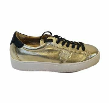 Re-sell: Gold Sneakers Size 8.5-9