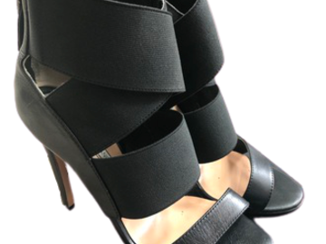 For  Sale: TONY BIANCO Leather Heels Size 7