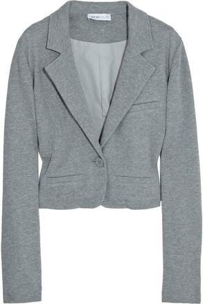For  Sale: Cotton cropped grey blazer Size 6