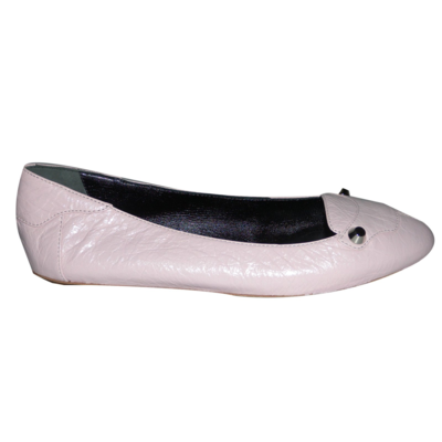 Buy: Ballerina Pink Flats Size 8