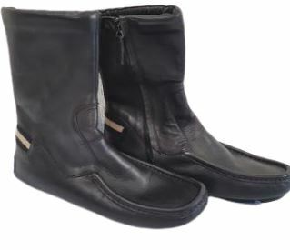 Buy: Black Boots Size 7.5