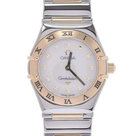 Re-sell: Constellation Ladies Quartz Shell Dial Watch