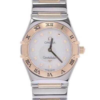 Buy: Constellation Ladies Quartz Shell Dial Watch