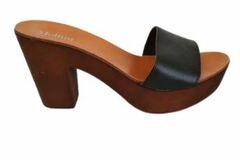 For  Sale: MOLLINI Masara black platform Sandals Size 10-10.5