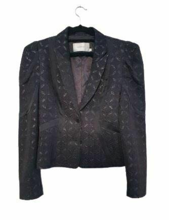 For  Sale: Black designer Blazer Size 14