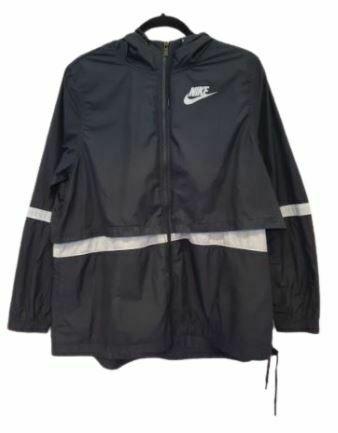 For  Sale: Black Sportswear Windrunner Size 12-14