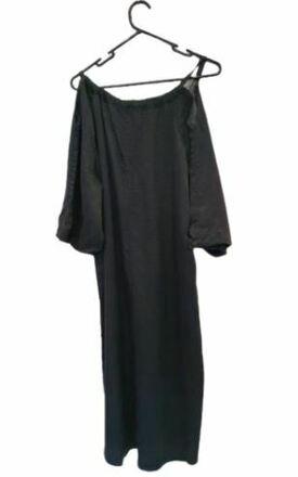 For  Sale: Blue off shoulder maxi dress Size 14