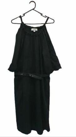 For  Sale: Black off shoulder maxi dress Size 12