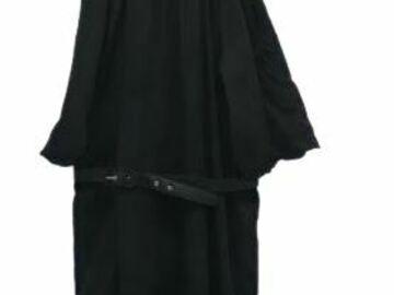 For  Sale: STARFISH black off shoulder maxi dress Size 12
