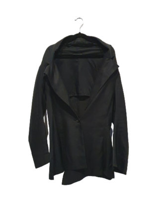 For  Sale: Black Asymetrical Blazer Size 14