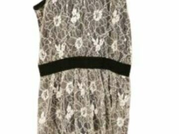 For  Sale: CAMILLA AND MARC Lace Bubble Hem dress Size 6