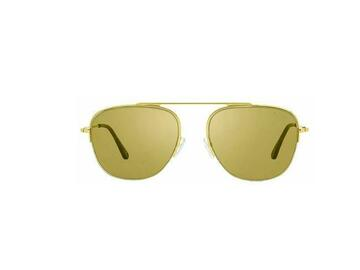 For  Sale: TOM FORD Yellow Frame & Mirrored Lens