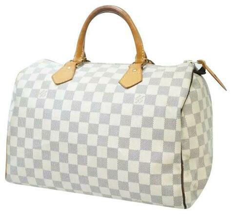 For  Sale: Speedy Boston Bag 30 Damier Azur Doctor