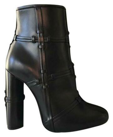For  Sale: Black New Patchwork Leather Boots/Booties