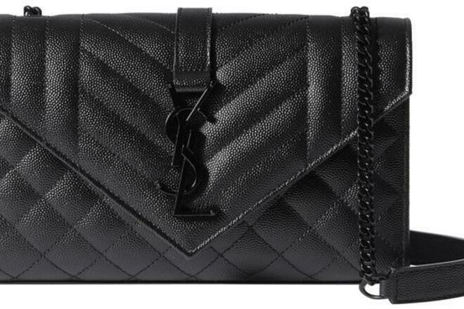 For  Sale: Crossbody - Purse Black Leather Tote
