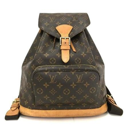 Re-sell: Montsouris Monogram Backpack