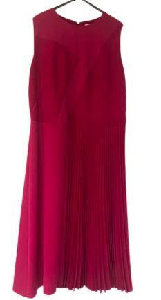 For  Sale: Midi pink dress Size 14