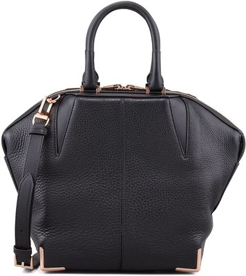 Buy: Emile Black leather Tote bag