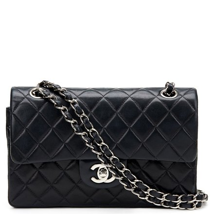 For  Sale: Classic Black Quilted Handbag BNWT