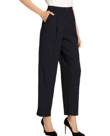 For  Sale:  ARMANI Navy wide legged pants Size 14