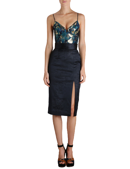 Buy: Esplanade crush pencil skirt Size 8