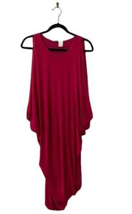 For  Sale:  ALEXANDER MCQUEEN long maxi red dress Size 8