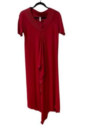 For  Sale: ANTONIA MARRAS Red viscose blend dress Size 8