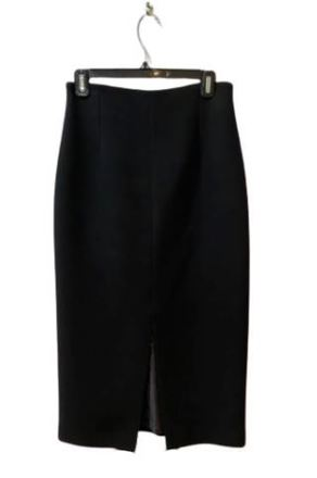 For  Sale:  Black Pencil skirt Size 8
