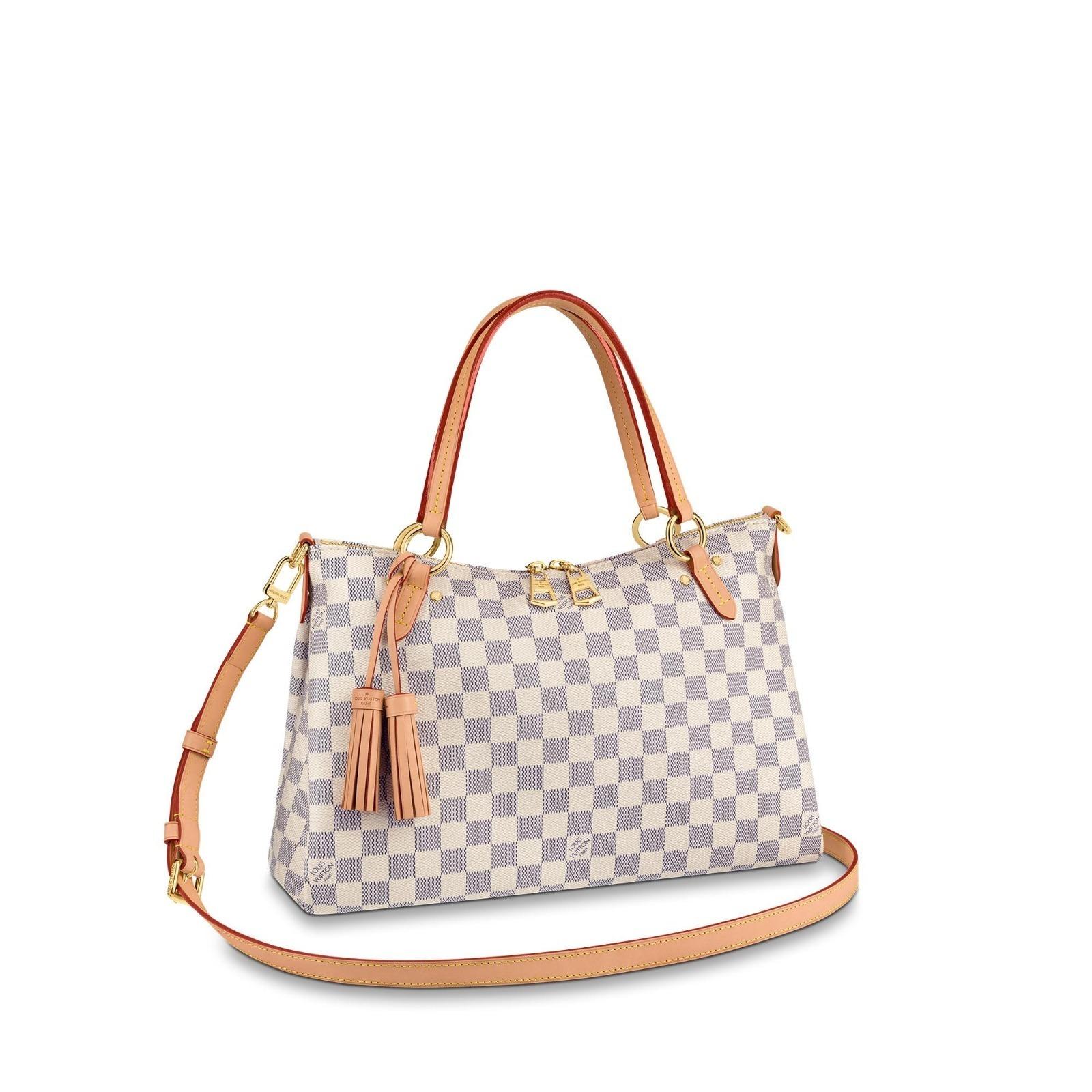 Buy: Lymington Damier Azur Canvas handbag