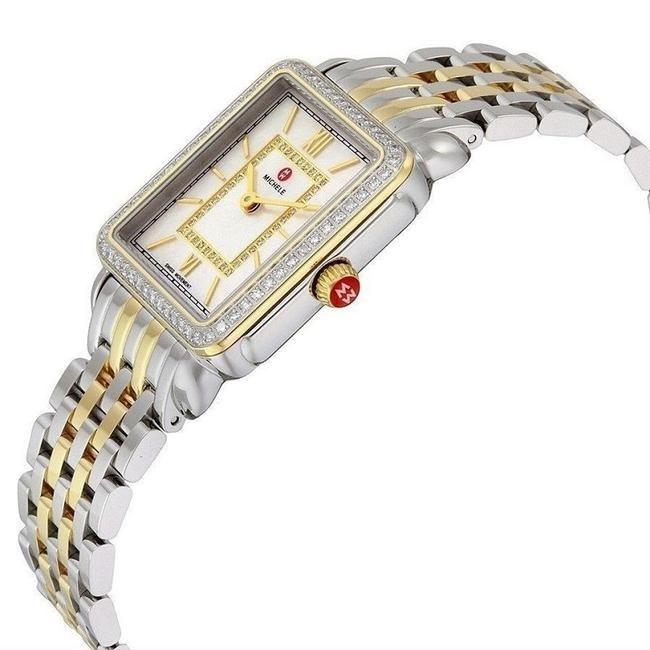 Buy: Two-tone Women's Deco Ii Stainless-steel Swiss-quartz Wat