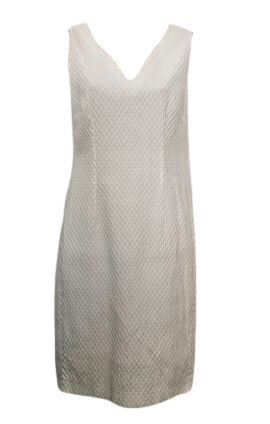 Re-sell: White summer dress Size 8