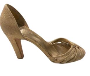 Re-sell: Beige heels Size 7