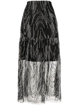 Buy: Current Embroidered Skirt BNWT Size 8