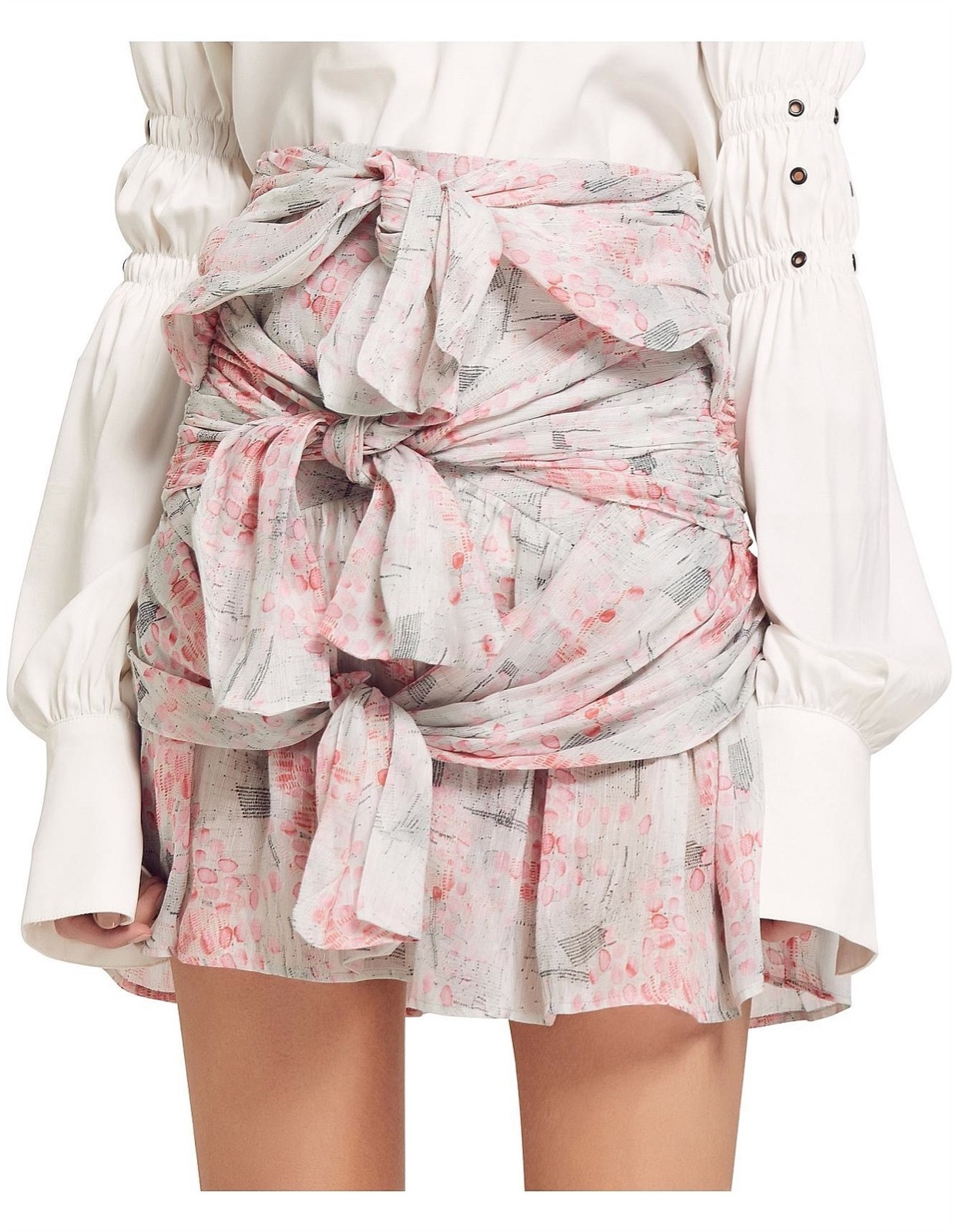 Buy: Old Hearts Fall Skirt BNWT Size 6