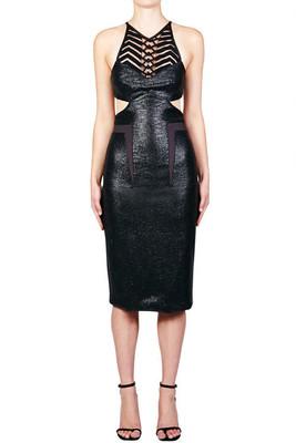 Buy: Siamese Twins Mini Dress Size 6