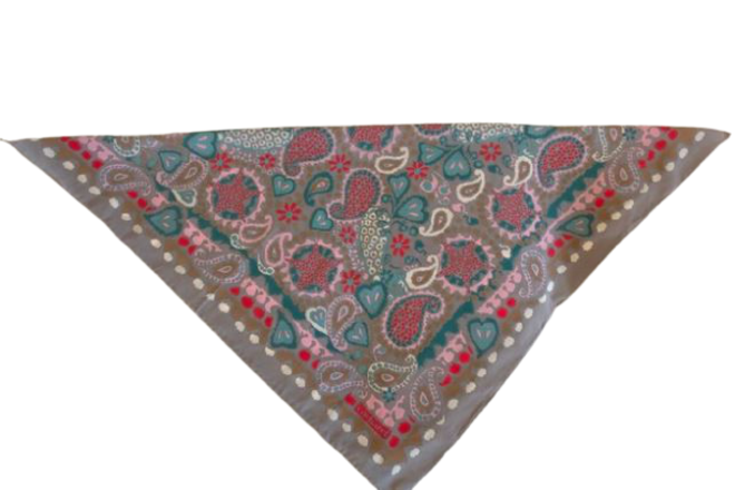 Buy: Printed Silk Scarf
