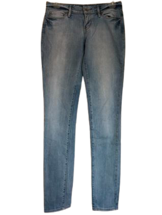 Re-sell: Demi Curve Vintage Wash Skinny Jeans Size 26