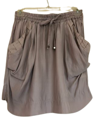Re-sell: Silk Skirt Size 10
