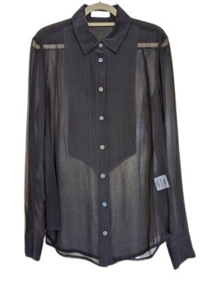 Re-sell: Silk Shirt Size 6