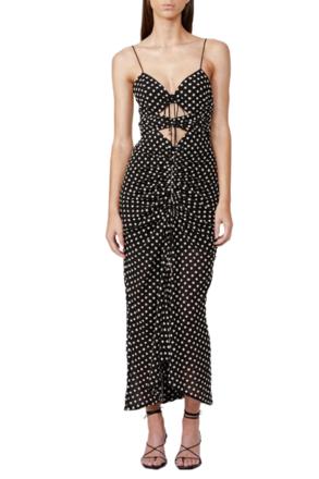 Rent:  Daisy Midi Dress Size 8
