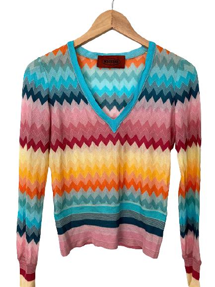 Rent: knit Size 8