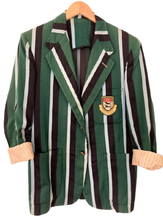 Rent: College blazer Size 12