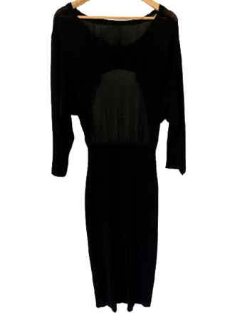 Rent:  Iconic 80s Body Con Dress Size 8