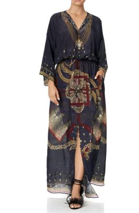 Buy: Split pocket dress This charming woman Size 8